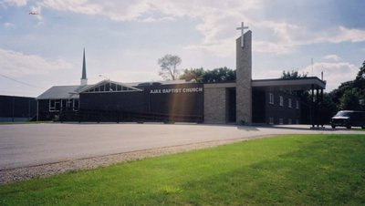 Ajax Baptist Church