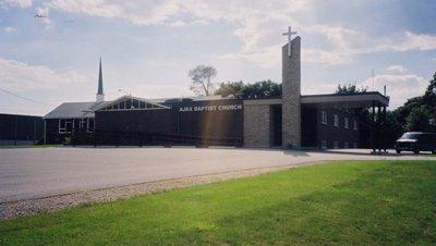 Ajax Baptist Church