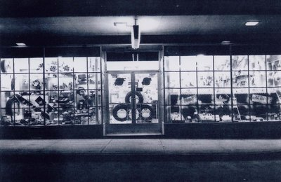 The first Canadian Tire Store
