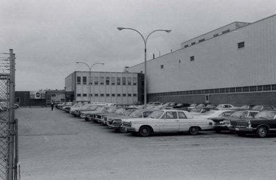 Du Pont Canada plant