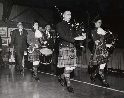 Ajax Ladies Pipe Band
