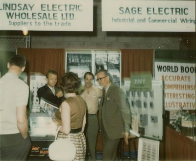 Sage Electric Display at Index '69