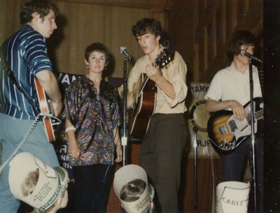 Rock band at Index '69