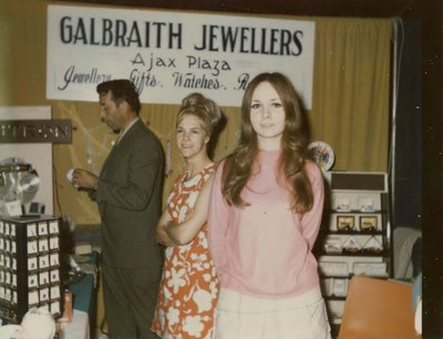 Galbraith Jewellers display at Index '69