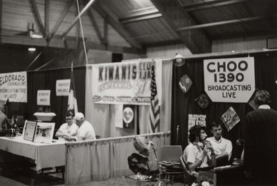 Kiwanas Club display at Index '69
