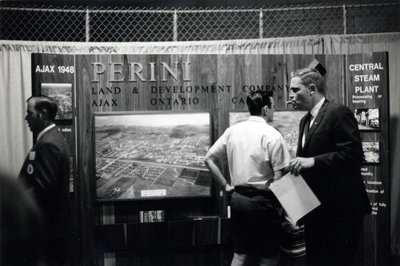 Perini Land and Development Co. display at Index '69