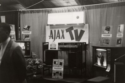 Ajax TV display at Index '69