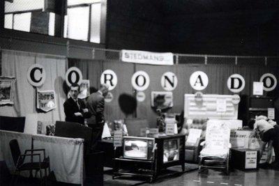 Stedmans display at Index '69