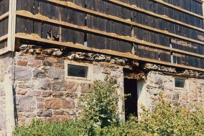 Unidentified Farm House