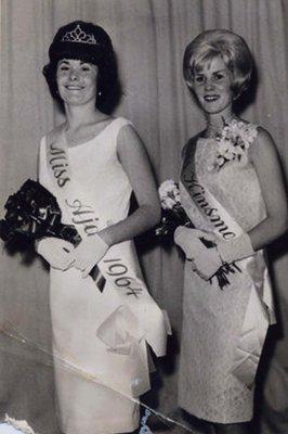 Diane Huminuk - Miss Ajax 1964