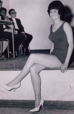 Diane Huminuk - Miss Ajax - 1964