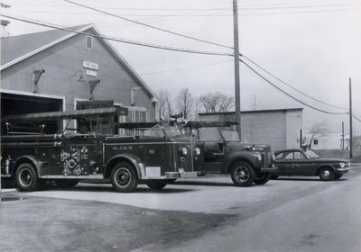 Ajax old fire hall