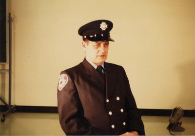 Firefighter Tom Pratt