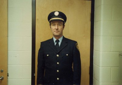 Firefighter Captain John Hunter