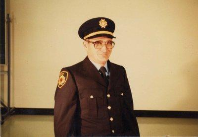 Captain Art Coomes