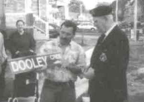 Ajax Veterans Street Dedication: Dooley Crescent