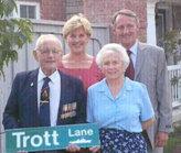 Ajax Veterans Street Dedication: Trott Lane