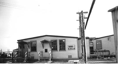 Post Office at Defence Industries Limited Ajax, Ontario