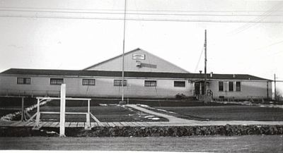 Community Centre at Defence Industries Limited Ajax, Ontario