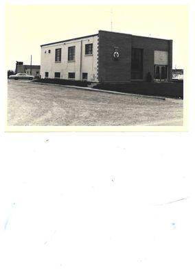 'Old' Royal Canadian Legion, Ajax, Branch 322