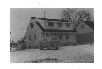 House on Kings Crescent, Ajax 1960