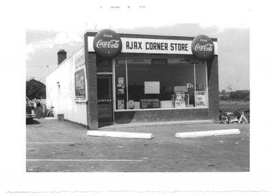 Ajax Corner Store, 1960