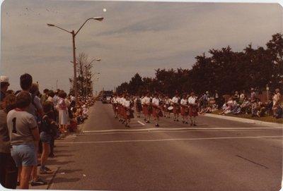 Ajax Pipe Band