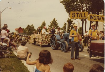 Ajax Historical Board Float