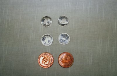 Town of Ajax Minted Coins