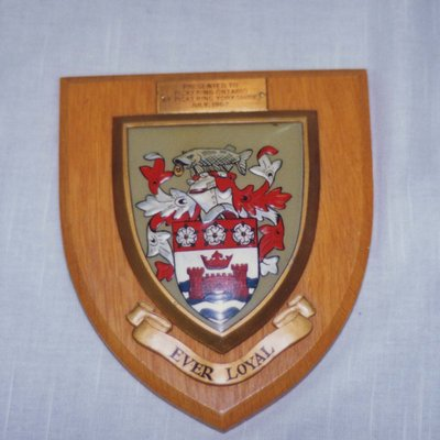 Pickering Yorkshire Crest