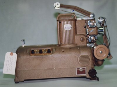 A Film Projector