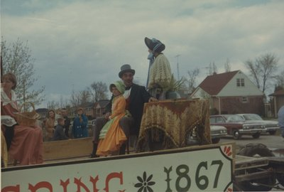 Pickering 1867 Float