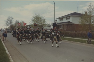 A Pipe Band