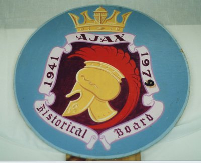 Ajax Historical Board Crest