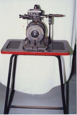 An Addressing Machine