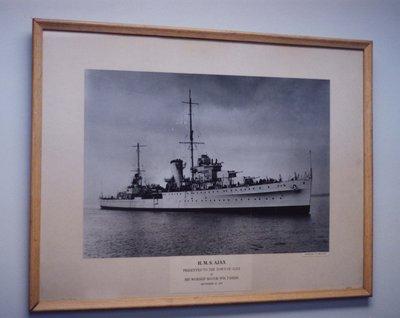 The H.M.S. Ajax