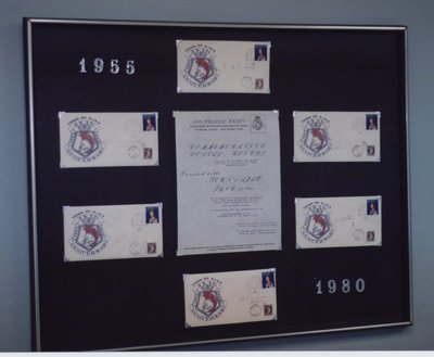Commemorative Postal Covers