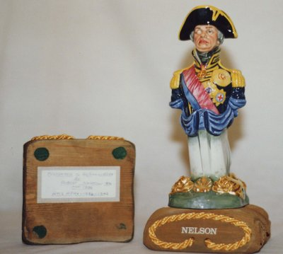 Admiral Nelson Figurine