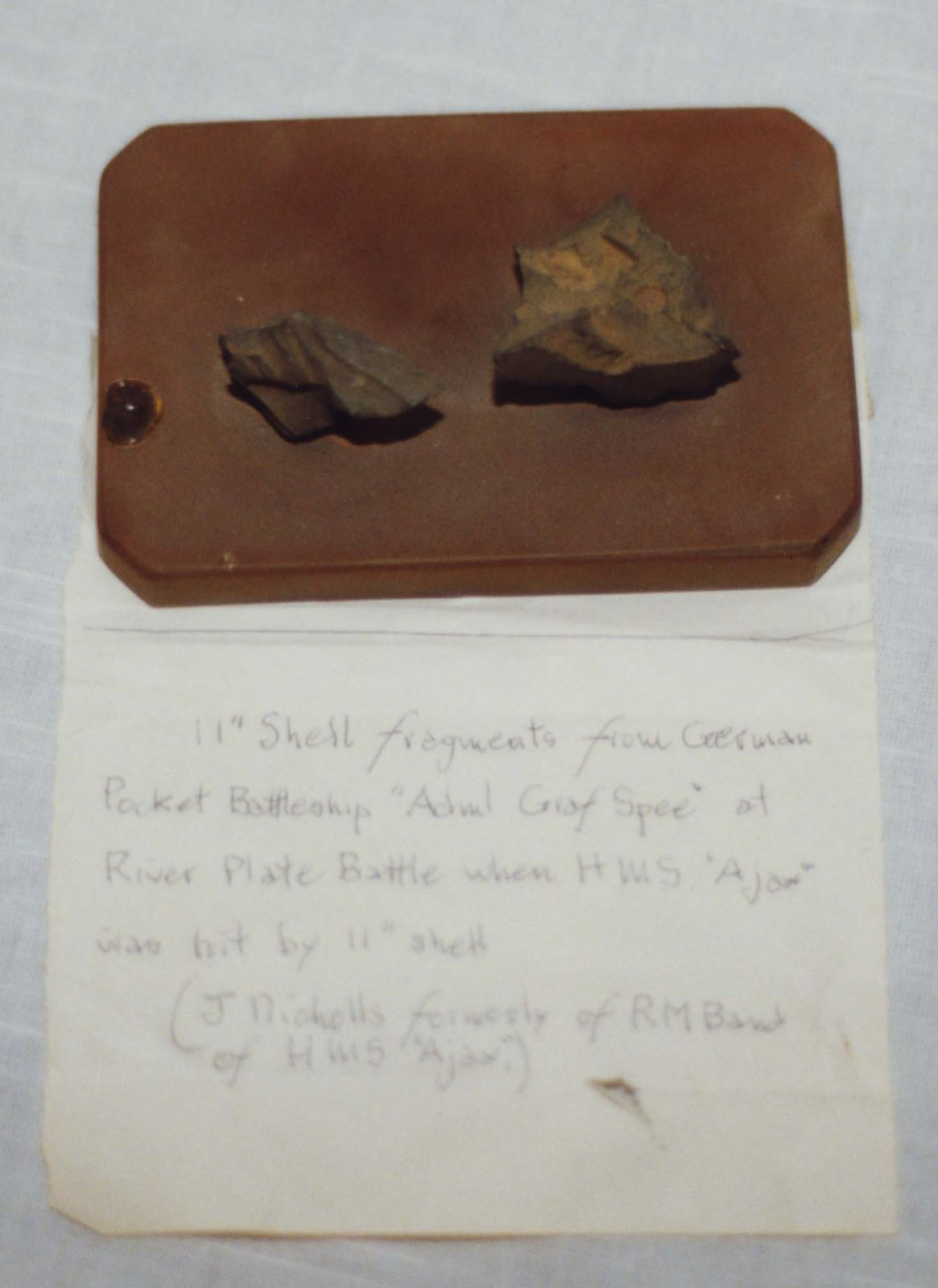 Shell Fragments