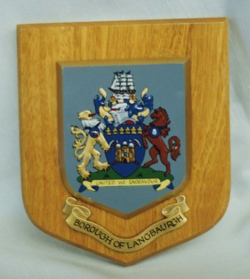 Borough of Langbaurgh Crest