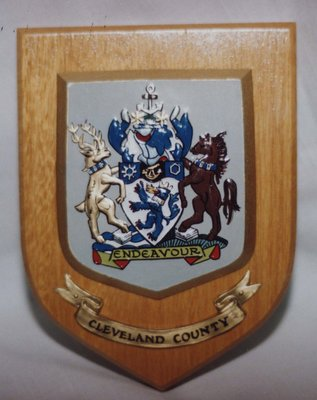 Cleveland County Crest