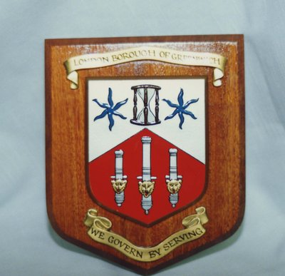 London Borough of Greenwich crest