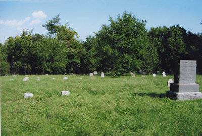 Brown and Hicksite Cemetery