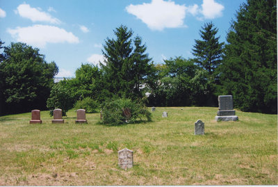 Brown/Hicksite Cemetery