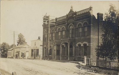 Gordon House Postcard
