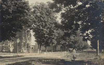 Pickering Village Postcard