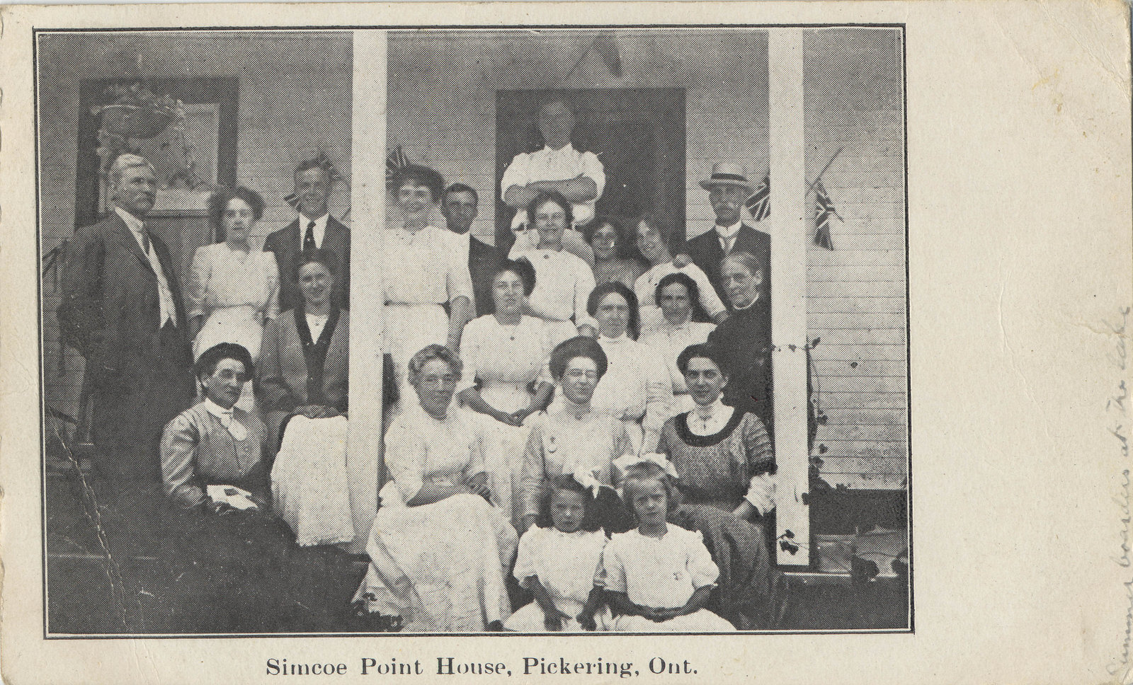 Simcoe Point House
