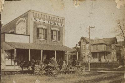W.T. Dunbar Building