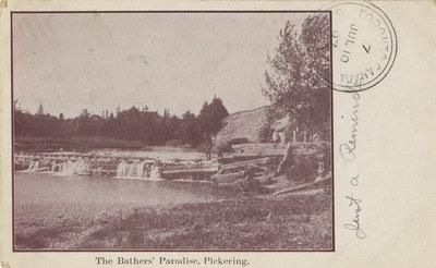 The Bathers' Paradise
