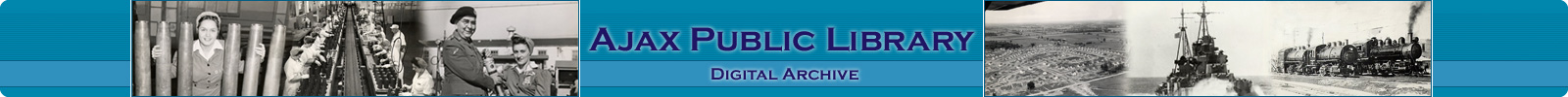 Ajax Public Library Digital Archive